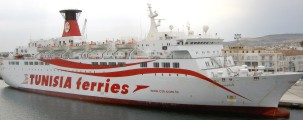 Ferries CTN Tunisie
